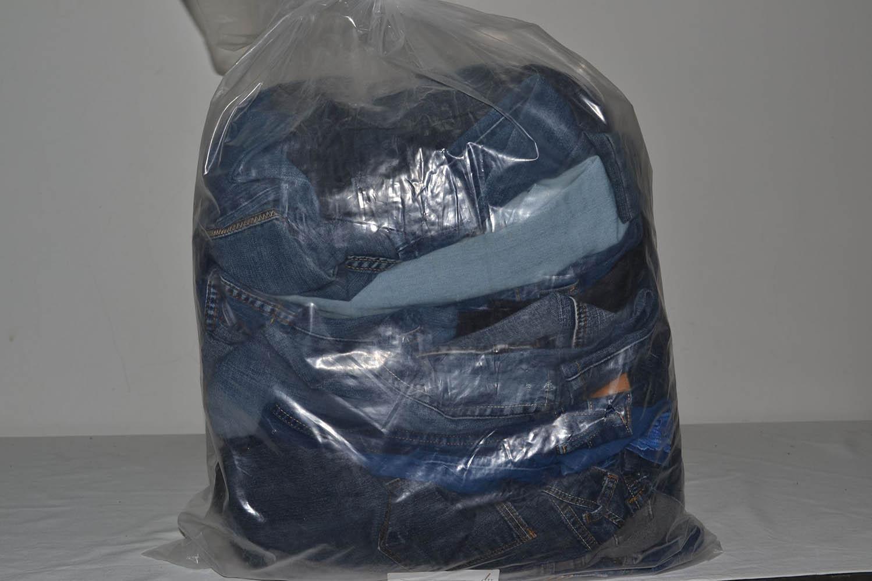 JKS03TE Джинсовые брюки 34-38 размер; 12098564