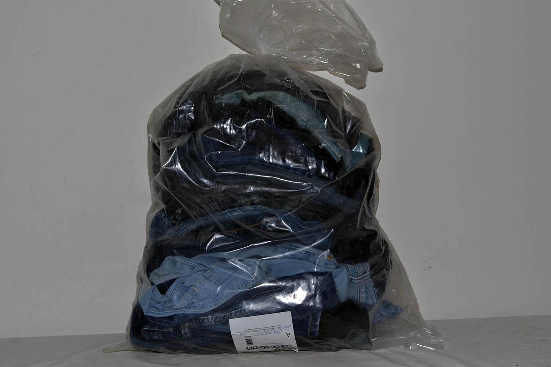 JKS03TE Джинсовые брюки 34-38 размер; 12094513