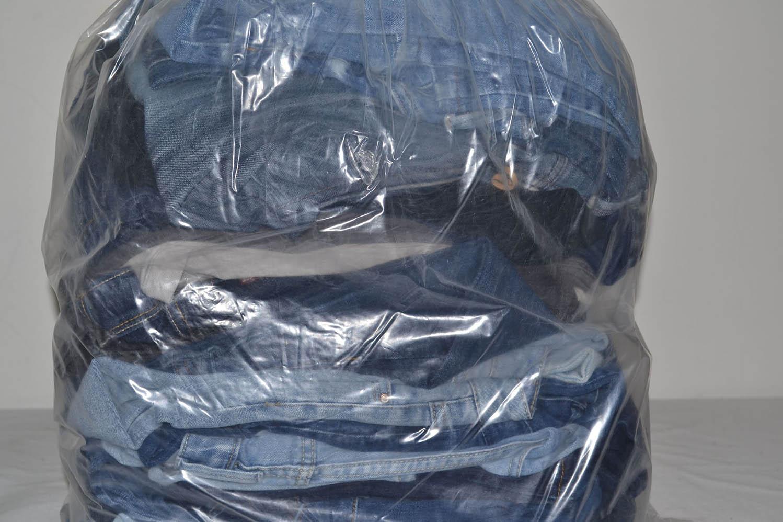 JKS03TE Джинсовые брюки 34-38 размер; 12105059