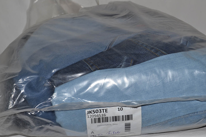 JKS03TE Джинсовые брюки до 38 р;код мешка  12094516