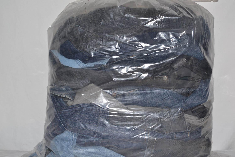JKS09PA; Джинсовые мужские брюки; код мешка 12130127
