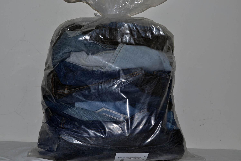 JKS09PA; Джинсовые мужские брюки; код мешка 12202473