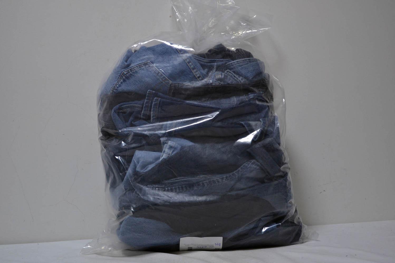 JKS09PA; Джинсовые мужские брюки; код мешка 12202476