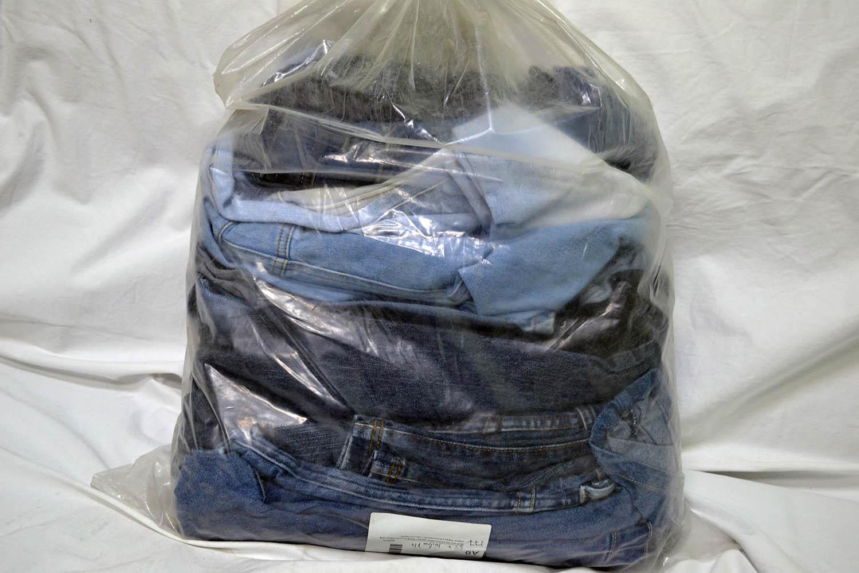 JKS09PA; Джинсовые мужские брюки; код мешка 12133645