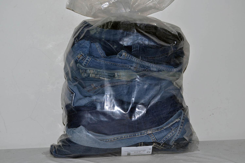 JKS09PA; Джинсовые мужские брюки; код мешка 12202477