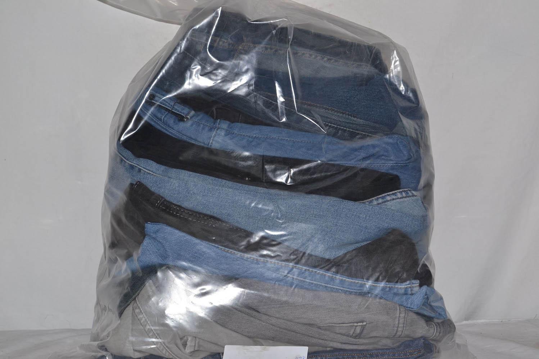 JKS09PA ;Джинсовые брюки мужские ;код мешка 12234282