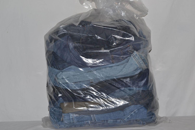 JKS09PA; Джинсовые мужские брюки; код мешка 12182503