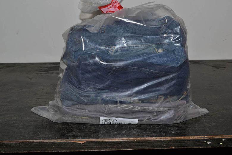 JKS3500 Джинсовые брюки; код мешка 12049746
