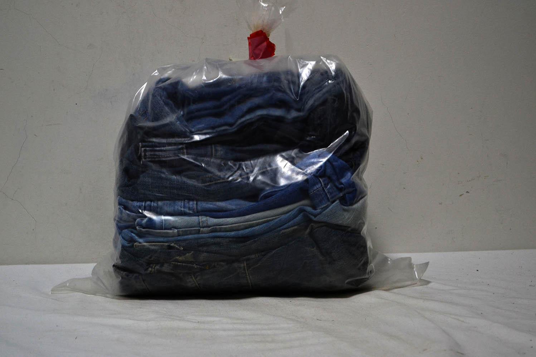 JKS3500 Джинсовые брюки; код мешка 12049348
