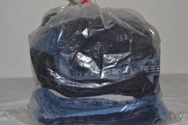 JKS3500 Джинсовые брюки; код мешка 12213521