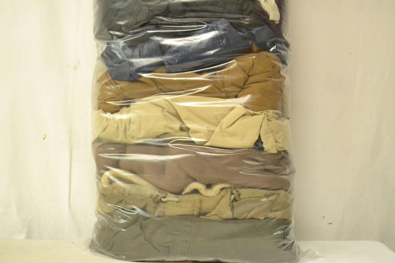 BUZ0300 Куртки зимние; код мешка 12064743