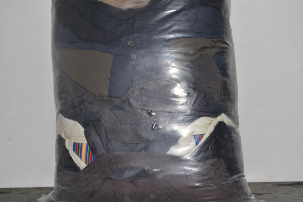 BUZ0500 Куртки зимние; код мешка 12048907