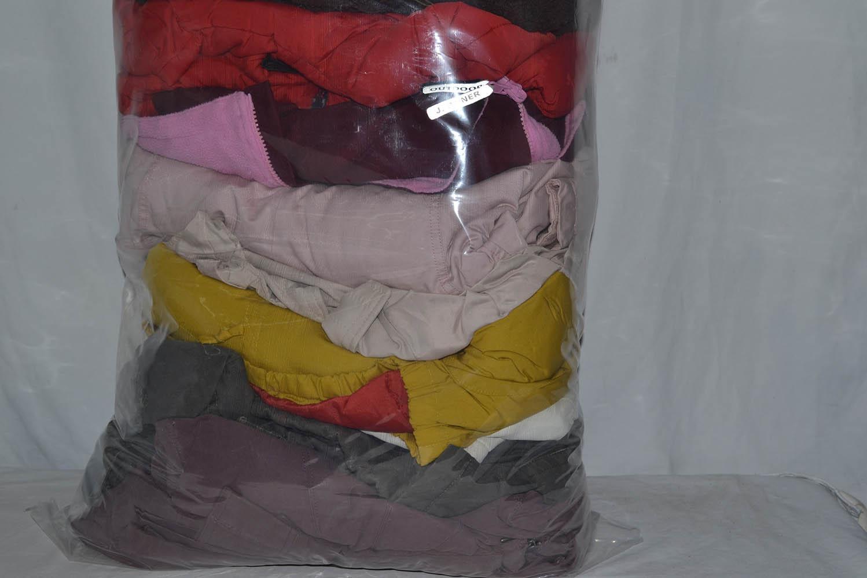 BUZ0900 Зимние куртки ; код мешка 12162045