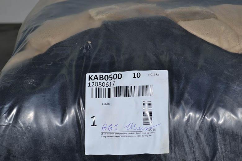 KAB0500 Пальто; код мешка 12080617