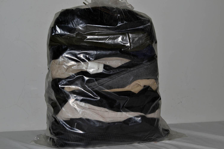 KAZ03PA Мужские зимние брюки; код мешка 12122410
