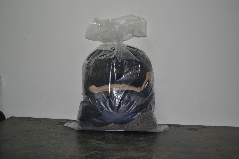 KAZ03PA Мужские зимние брюки; код мешка 12097888