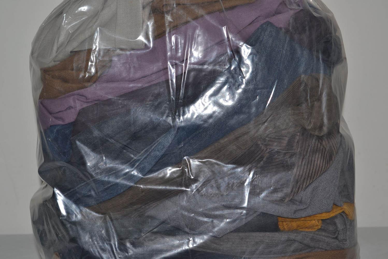 KAZ09PA Мужские зимние брюки; код мешка 12068982