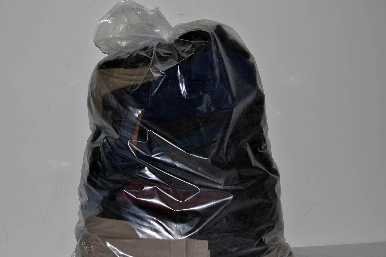 KAZ09PA Мужские зимние брюки; код мешка 12068977