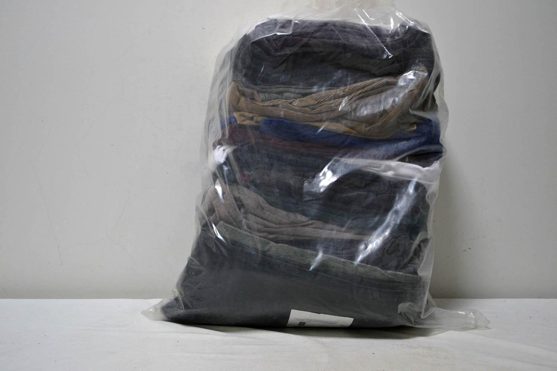 MAN0300 Вельветовые брюки; код мешка 12145033
