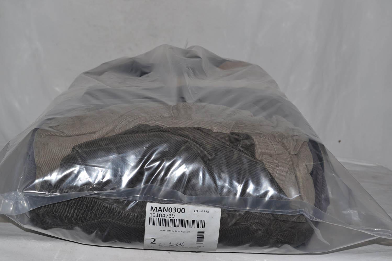 MAN0300 Вельветовые брюки; код мешка 12104739