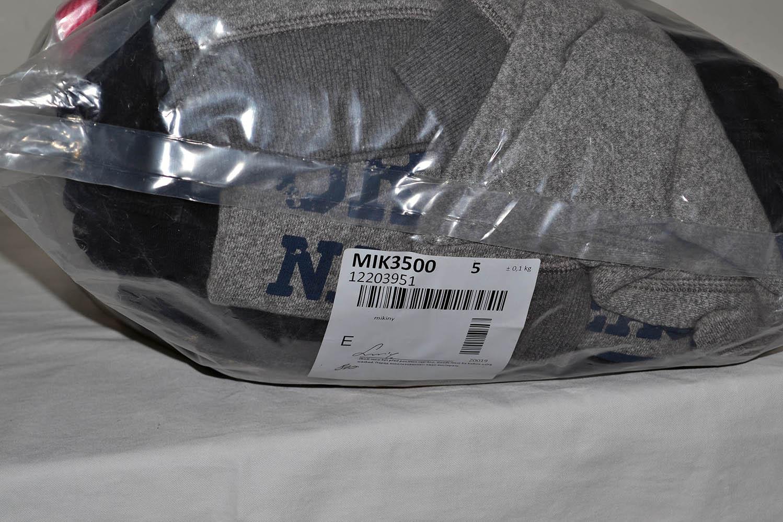 MIK3500 Толстовки; код мешка 12203951