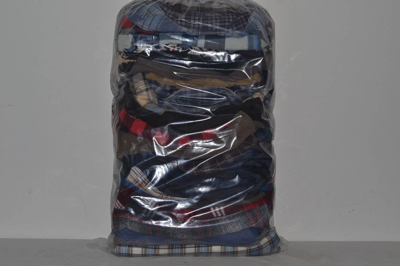 PAK03FL Мужские рубашки теплые фланель; код мешка 12193619