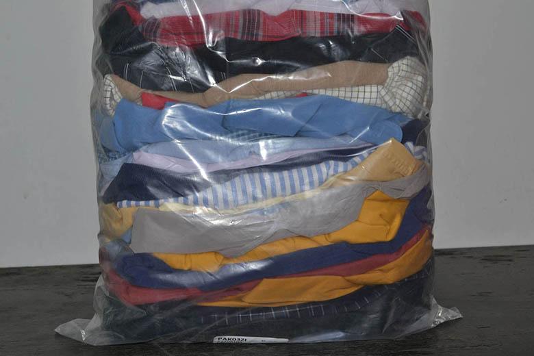 PAK03ZI Мужские рубашки с длинным рукавом; код мешка 12108103
