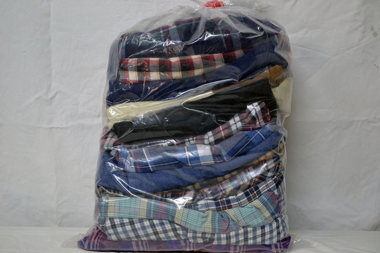 PAK35FL Мужская рубашка теплая; код мешка12201972