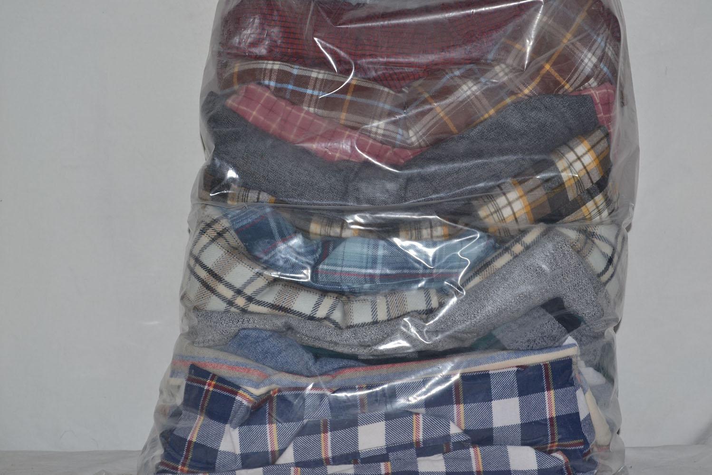 PAK35FL Мужская рубашка теплая; код мешка12201977