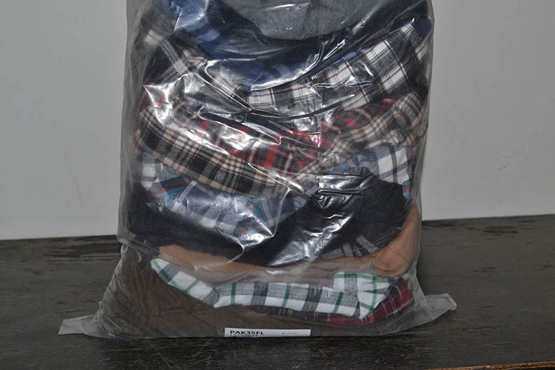 PAK35FL Мужские рубашки теплые; код мешка 12123634