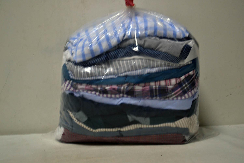 PAK35ZI Мужские рубашки с длинным рукавом;  код мешка12181391