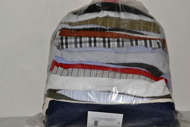 PAK35ZI Мужские рубашки с длинным рукавом; код мешка 12162123