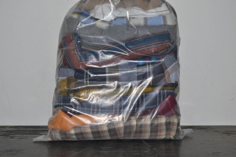 PKT35DR; Мужские рубашки фланель и тонковки длин.рук.; код мешка12126418