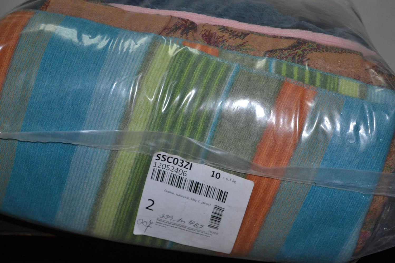 SSC03ZI Шапки,перчатки,шарфы; код мешка 12052406