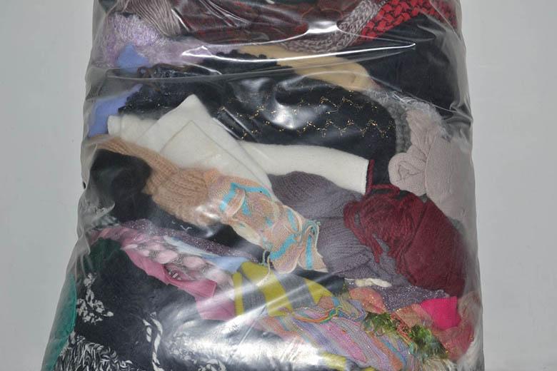 SSC03ZI Шапки,перчатки,шарфы; код мешка 12064100