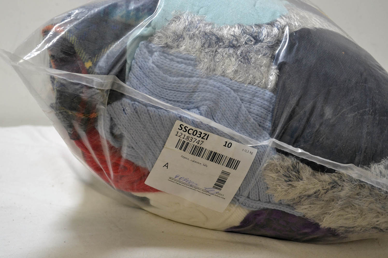 SSC03ZI Шапки,перчатки,шарфы; код мешка 12183747
