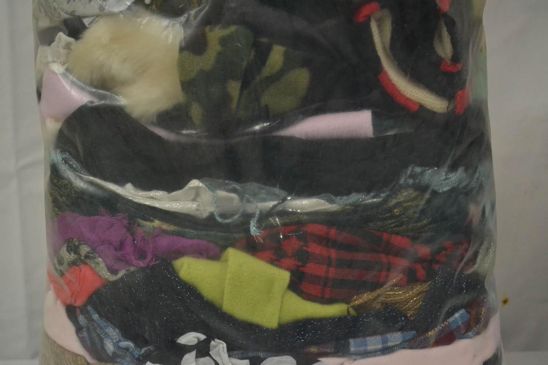 SSC35ZI Шапки,перчатки,шарфы; код мешка 12070799