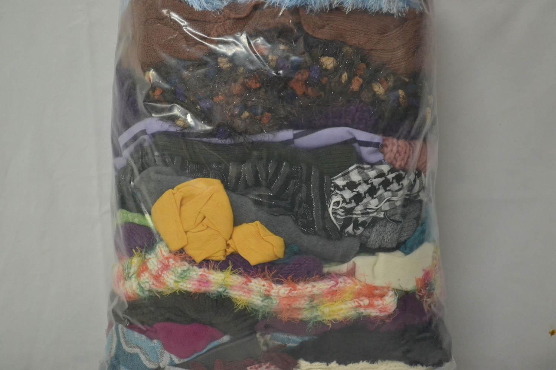 SSC35ZI Шапки,перчатки,шарфы; код мешка 12073550