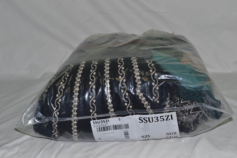 SSU35ZI Микс зимние платья и юбки ;код мешка 12223137